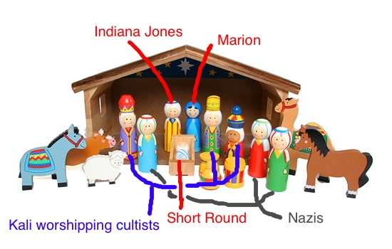 Indy Nativity